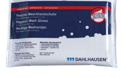 Medilusept® Vet Feuchte Waschhandschuhe